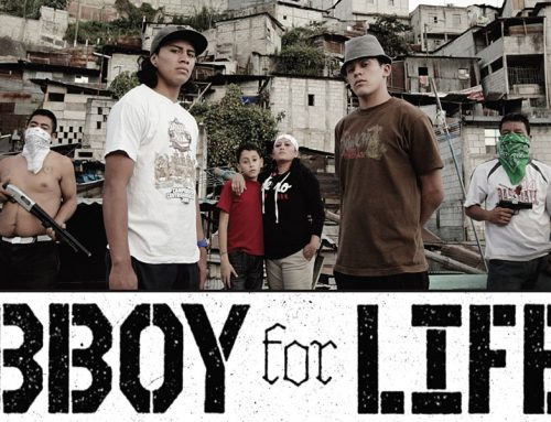 BBoy for Life – A Story of Three Lives Stuck in a World of Violence