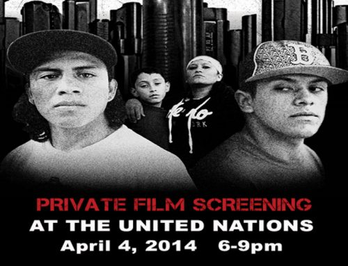 BBOY FOR LIFE Exclusive screening at the UN April 4th!
